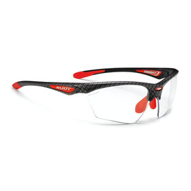 Rudy Project Stratofly Glasses Carbonium Red/Photoclear